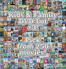 3 ninja kids movie - Kids & Family DVD Lot #3: DISC ONLY - Pick Items to Bundle and Save!