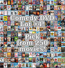 Comedy DVD Lot #4: DISC ONLY - Pick Items to Bundle and Save!