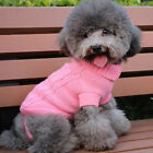 Soft Warm Knitted Sweater Pet Puppy Clothes Jumper Clothing for Mini Dog Cat