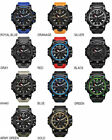 SMAEL Waterproof Sports Military Shock Men's Analog Quartz Digital Watches-US image