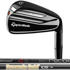 New 2018 Taylormade P790 Limited Black Single Irons - Steel or Graphite
