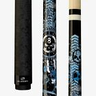 Players Billiards Pool Cue Stick Artistic Series D-GFB - Blue 18 19 20 21 oz $140.24 USD on eBay