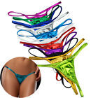 For Womens Sexy Micro Mini Thong  Micro G String Underwear Bikini Shorts