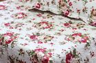 Beautiful REVERSIBLE Quilt Bedding Coverlet Pillow Shams Set Scalloped Edges image