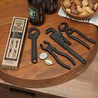 Vintage Look Tool Cast Iron Bottle Opener Choice of 4 NIB Father's Day Dad Gift