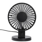 Portable Mini USB Cooling Fan Desktop Quiet Cooler Desk Table Air Conditioner