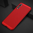 For Huawei P20 Pro Lite Nova 3E Shockproof Ultra Thin Case Matte Hard Back Cover