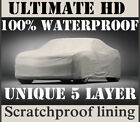 [CCT] Weather/Waterproof Semi-Custom Fit Full SUV Cover For Isuzu Amigo