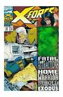 X-Force #25 X-Men Anniversary Issue 1993 Marvel Comic Book
