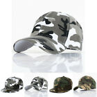 Outdoor Camouflage Tactical Baseball Cap Camo Military Army Hat Hiking Visor