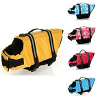 Swimming Clothes New Outdoor Summer Fashion Vest Rescue Life Jacket For Pet Dogs