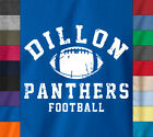 DILLON PANTHERS Football T-Shirt Texas Friday Night Lights Movie Ringspun Tee