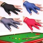 Spandex Snooker Billiard Cue Glove Pool Left Hand Three Finger Accessory US Ship $4.99 USD on eBay