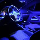 Audi A3 8L Face Interior Lighting Set Package Kit 11 LED White Red Blue 223564