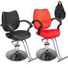 Hydraulic Reclining Barber Chair Hair Styling Salon Shampoo Spa Equipment USA