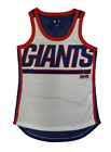 New York Giants Tank Women's Touchback Mesh Top $31.99 USD on eBay