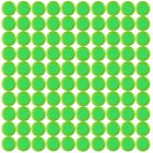 100pcs Soft Foam Disc Disk Darts for NERF Gun Bullets Kids Boy Toys Gun Green