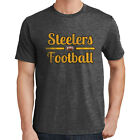 Steelers Football T-Shirt Pittsburgh Country Sports Team 3298
