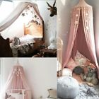 Girl Baby Bed Canopy Netting Bedcover Mosquito Net Curtain Bedding Dome Tent image