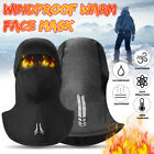Outdoor Full Face Mask Neck Warmer Ski Cycling Balaclava Winter Fleece Windproof