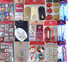 Christmas gift tags, Christmas labels, labels for parcels