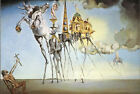 Salvador Dali The Temptation of St. Anthony Art Silk Poster 8x12 24x36 24x43