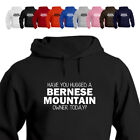 Bernese Mountain Dog Lover Hoodie Gift Have You Hugged 881