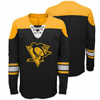 NHL Pittsburgh Penguins Perennial Long Sleeve Crew Jersey Shirt Top Youth Kids $36.12 USD on eBay