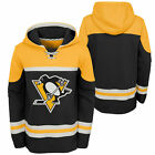 NHL Pittsburgh Penguins Asset Pullover Hockey Hoodie Top Sweater Youth Kids $64.5 USD on eBay