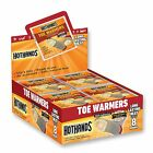 Hot Hands Toe Warmers Long Heat Up to 8 Hours in 1 2 5 10 20 36 72 pack