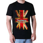Limited New TRIUMPH Motorcycle Logo Black T-Shirt S-5XL #LeS $29.87 CAD on eBay