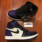 Nike Air Jordan Retro I 1 High OG Court Purple Sail 555088 501 Men 9 13