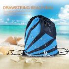 Swimming Drawstring Beach Bag Sport Gym Waterproof Backpack Swim Dance IQ