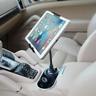 Universal Heavy Duty Car Cup Holder Tablet Mount Holder for iPad Tablet Kindle