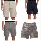 Unionbay Men's Flex Waist Stretch Cargo Shorts Size&Color: V