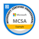 MCSA: All Exam's Q&A PDF only- Microsoft Certified Solutions Associate