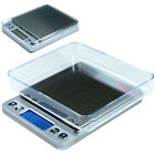 Digital Craft Hobby Jewelry Watch Repair Precision Scale 500g x 0.01g  2 Colors