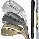 Kyпить Cleveland RTX 4 Blade Wedges - Pick from 2019 Raw, Black, or Tour Satin на еВаy.соm