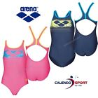 COSTUME ARENA GIRL 001330 SCRATCHHY PINK BLUE SWIMMING POOL AND SEA DIVES BIMB