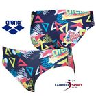 SWIMSUIT SLIP ARENA 001387700 BOY SWIMMING POOL SEA CANDY BLUE