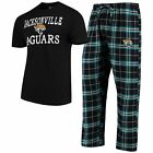 Jacksonville Jaguars Men's NFL Duo Shirt And Pants Pajama Sleepwear Set $44.99 USD on eBay