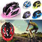 Mens Adult Bicycle Bike Safety Helmet Adjustable Protective Cycling Shockproof