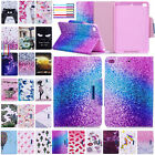 For Ipad 9.7 2018/air 1 2/mini 4 Smart Magnetic Flip Card Slots Stand Case Cover