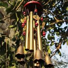 USA Large Wind Chimes Bells Copper1- Yard Garden Home Decor Chime Windbell Gift