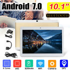 10'' Tablet Pc Android 7.0 Octa Core 64gb+4gb Hd Wifi 2 Sim 4g Phablet Pad Phone