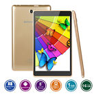 "KOCASO Bluetooth WIFI 8"" Tablet PC 16GB Android Quad-Core Bundle Keyboard Case"
