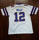 Jim Kelly White Buffalo Bills Jersey: Resale