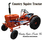 COUNTRY SQUIRE Tractor tee shirt