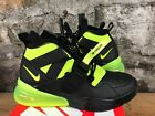 Nike Air Force 270 Utility Men's AQ0572-001 Black Volt  NEW 2018 SIZES 8 -13