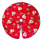 Soft Christmas Series Tree Skirt Floor Mat Cover Ornaments Xmas Party Home Decor